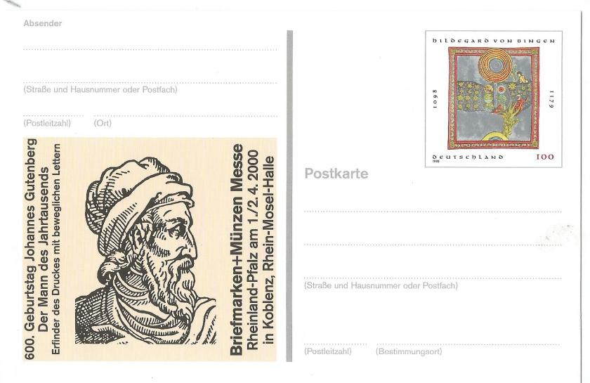 German Postcards