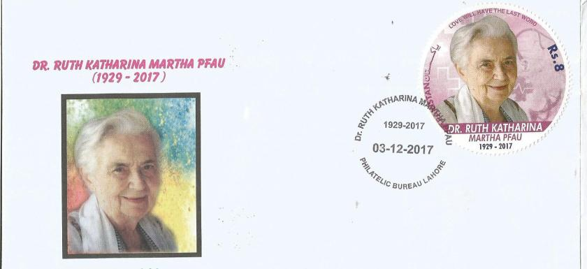 PAKISTAN DR RUTH FDC
