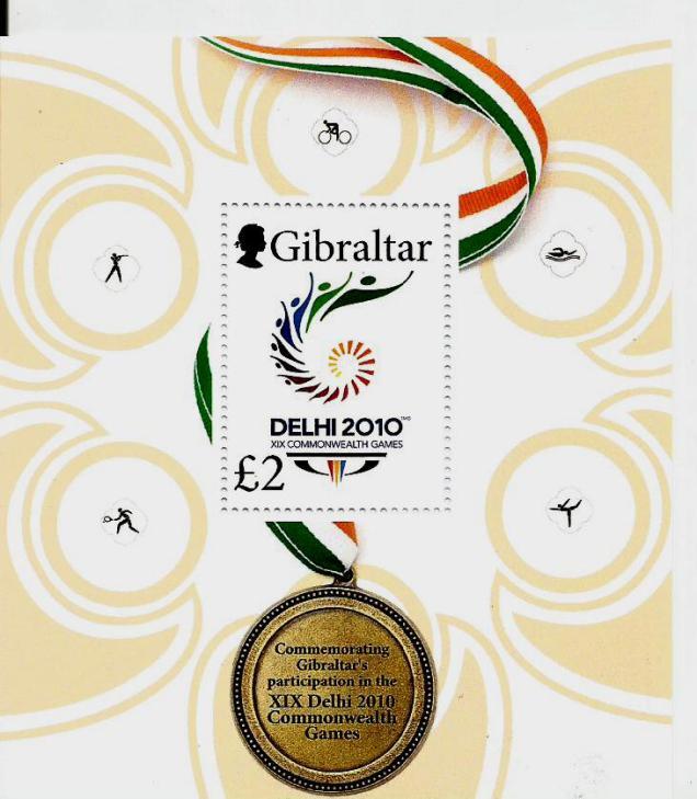 CWG XIX 2010 GIB MS