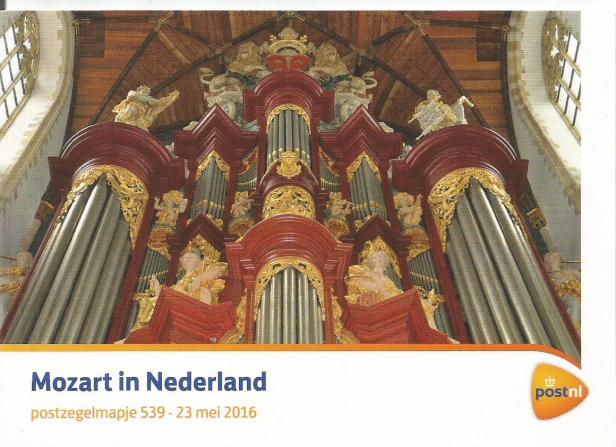 MOZART IN NED FRONT