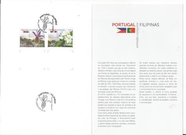 FLO PORTUGAL-PHILLI JT ISSUE CENTRE