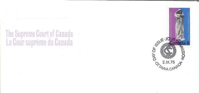 CANADA SUPREME COURT CENTENARY