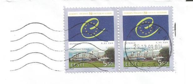 ESTONIA COUNCIL EUR