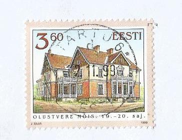 OLUSTVERE HALL ESTONIA