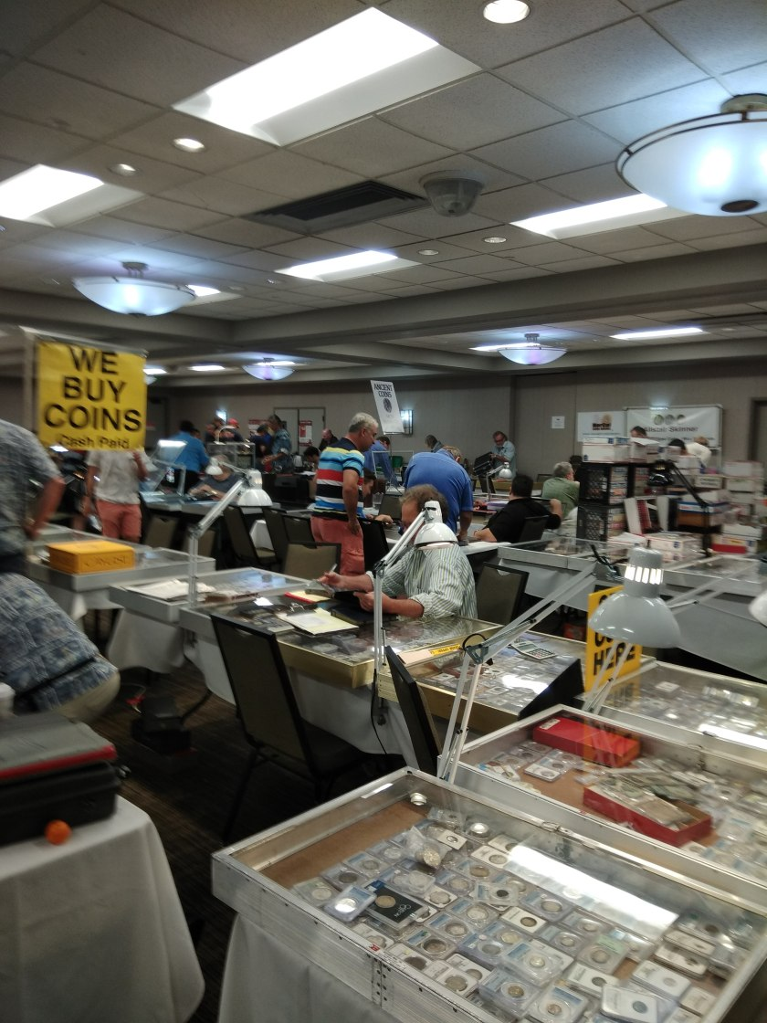 EAST BAY COIN SHOW