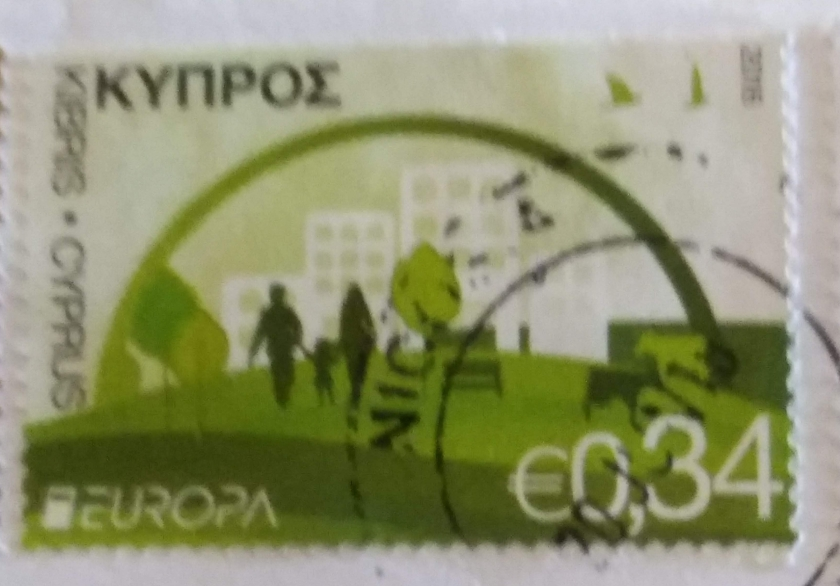 EUROPA 2016 - CYPRUS -THINK GREEN