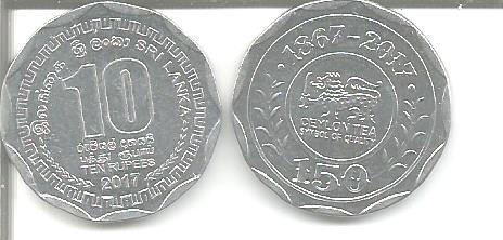 SL TEA COINS