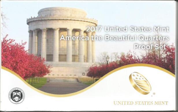 US COINS 2017 -PROOF SET