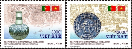 Vietnam-Portugal-Joint-stamp-issue