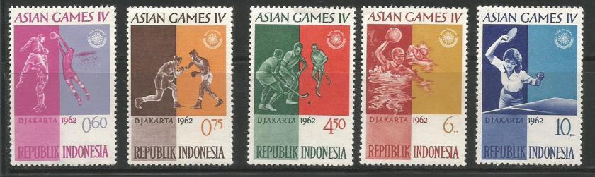 1962 ASIAD SPORTS