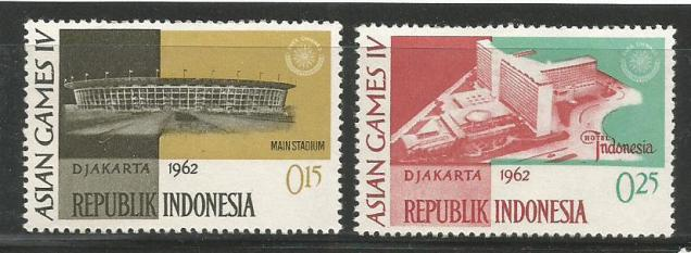 1962 ASIAD STADIUMS