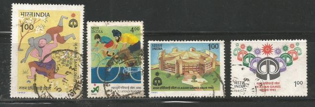 1982 ASIAD INDIA