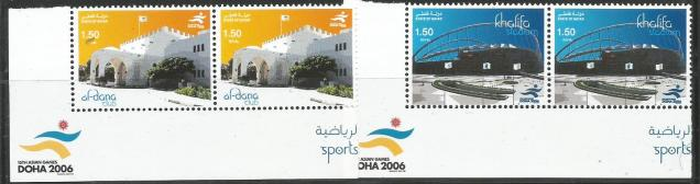 2006 ASIAD STADIUMS