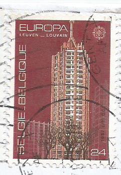 BELGIUM  EUROPA 1987