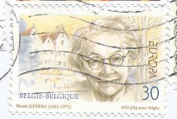 BELGIUM  EUROPA 1996