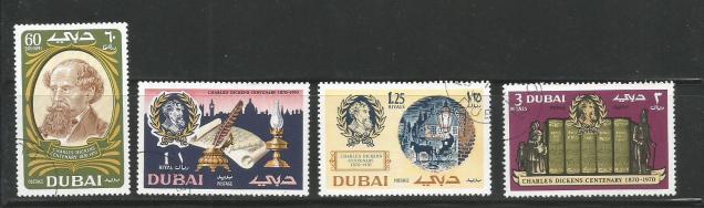 DUBAI CHARLES DICKENS