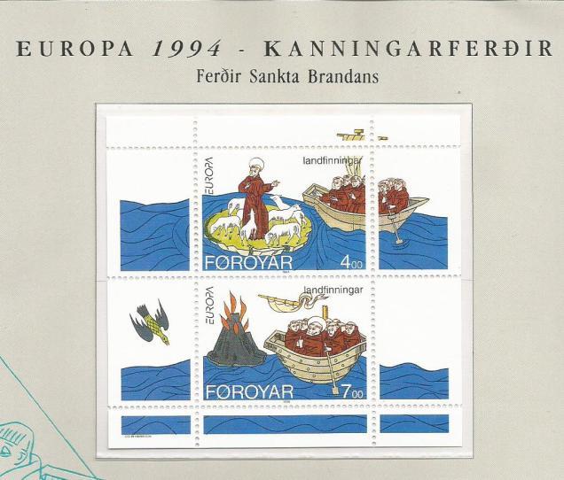 FAROYAR EUROPA 94