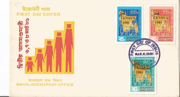 FDC BANGLADESH 2ND CENSUS