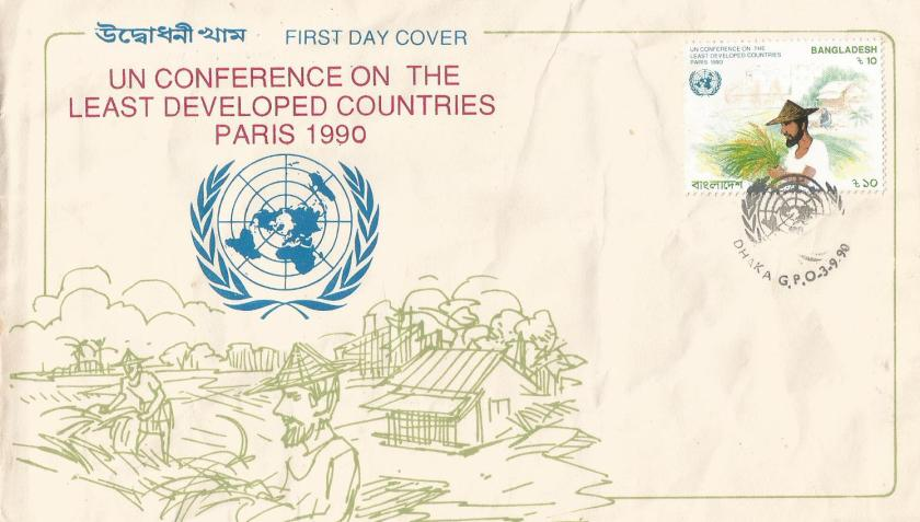 FDC BANGLADESH UN CONF LEAST DEVP
