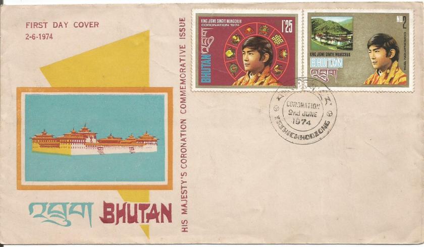 FDC BHUTAN CORONATION