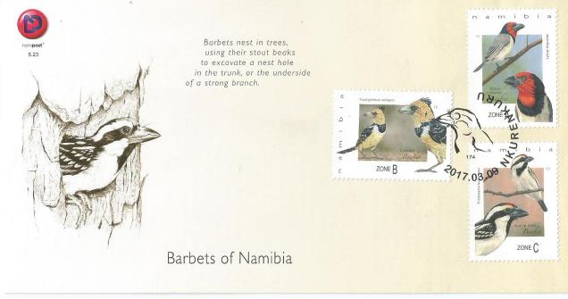 FDC NAMIBIA BARBETS