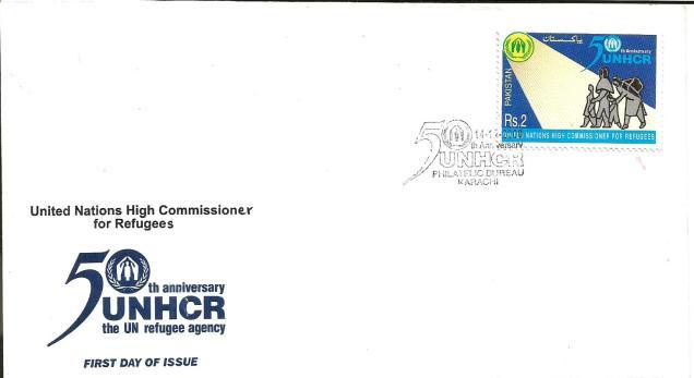 FDC PAK UNHCR