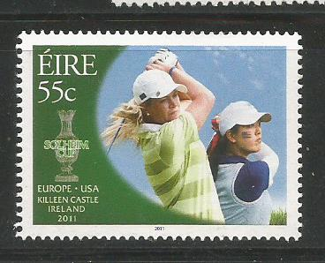 IRELAND GOLF SOLHEIM  CUP