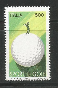 ITALY GOLF