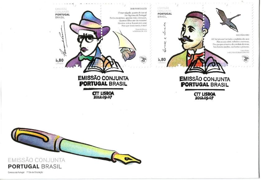 PORTUGAL -BRAZIL JOINT ISSUE