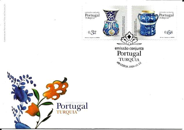 PORTUGAL-TURKEY  JOINT ISSUE