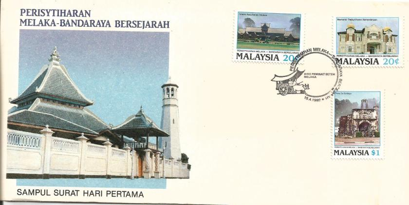 FDC MALACCA HISTORIC CITY