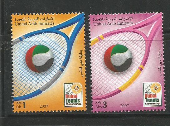 UAE DUBAI TENNIS