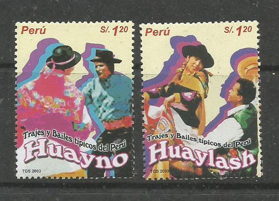 PERU HUANYO