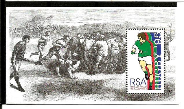 1995 RUGBY WC SA