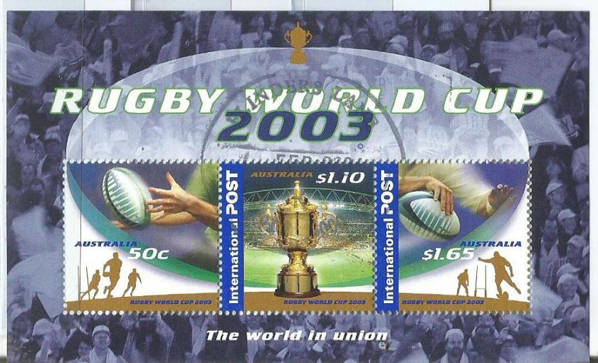 2003 RUGBY WC AUS MS