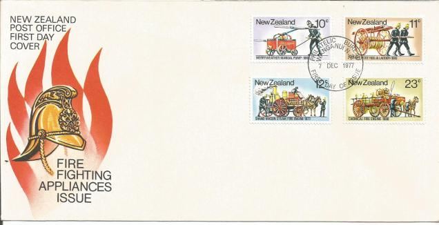 FDC NZ FIRE FIGHTING