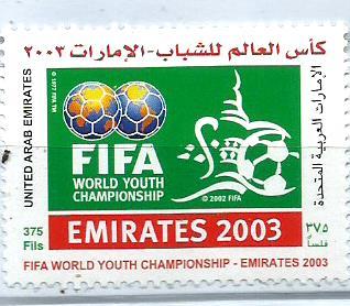FIFA 2003 YOUTH CSHIPS