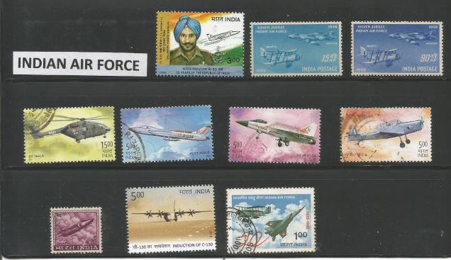 IAF STAMPS
