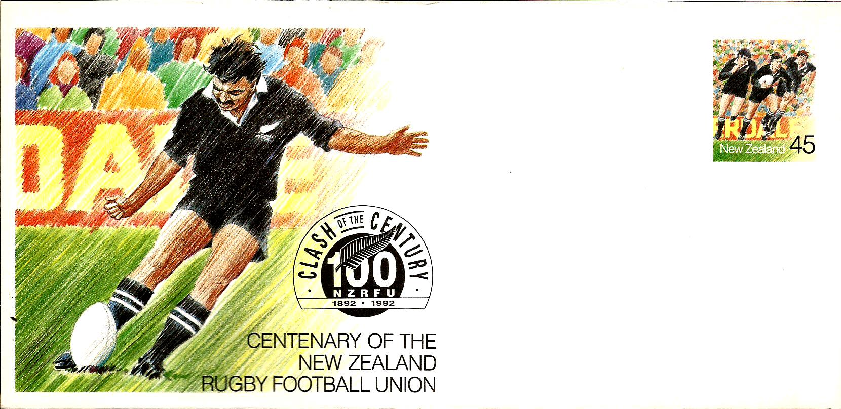 PSE CENT NZ RUGBY UNION