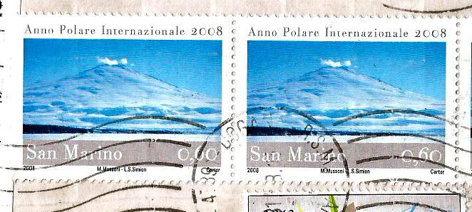 S MARINO INT POLAR YEAR1