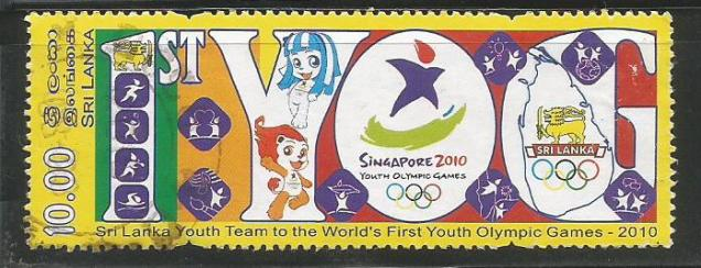 SL 2010 YOUTH OLYMPICS