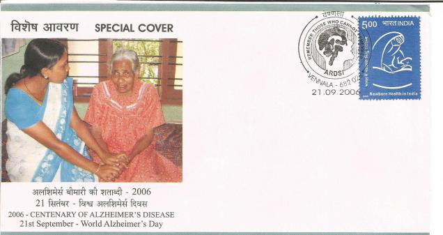 SPECIAL COVER ALZHEIMER'S