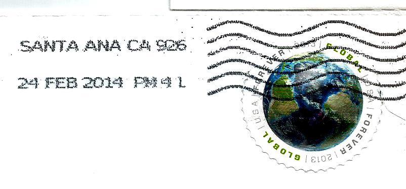 Global Forever Stamps Stamp Digest