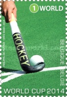 2014 WORLD CUP HOCKEY BELGIUM