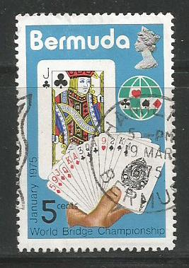 BERMUDA PLAYING CARDS