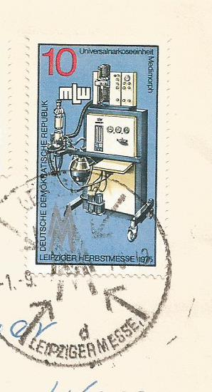 FDC DDR MED ANAESTHESIA MACHINE