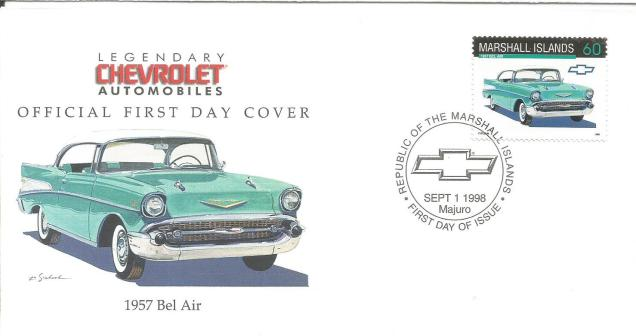 FDC MARSHALL IS BEL AIR