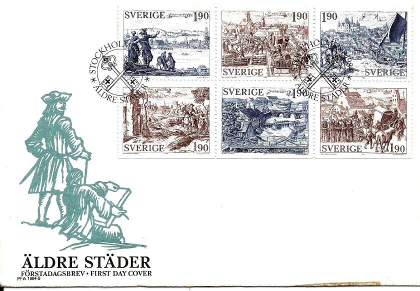 FDC SWEDEN STADER
