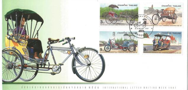 FDC THAILAND TRICYCLES