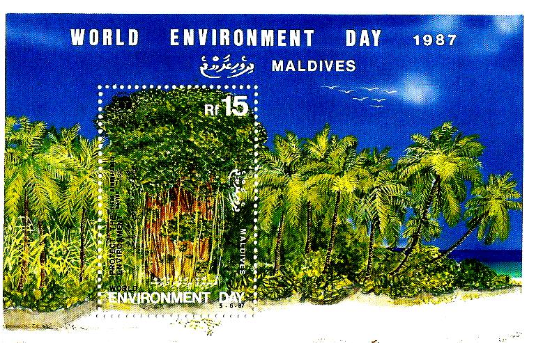 MS MALDIVES WORLD ENVIRONMENT DAY